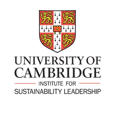 Cambridge Institute for Sustainability Leadership logo